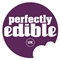 Accreditation: Logo for Perfectly Edible UK