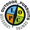 Service logo for Leicester Outdoor Pursuits Centre