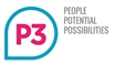 Service logo for P3 (People, Potential, Possibilities)