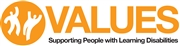 Service logo for VALUES (learning disabilties)