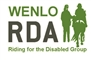 Service logo for Wenlo Riding for the Disabled Group (Est. 1990) Registered Charity No. 1073408