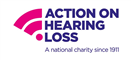 Service logo for Action on Hearing Loss